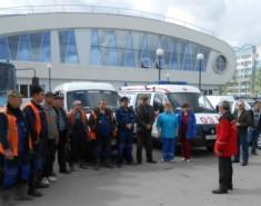 В Томске проходят командно-штабные учения