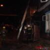 Томские пожарные вывели  восемь человек из горящего дома