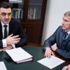 ТГУ  посетил Начальник Центра подготовки космонавтов Сергей Крикалев