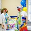 1 июня  в офисах Промрегионбанка было необычно много маленьких посетителей