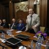Губернатор ичернобыльцы обменялись благодарностями и… стихами