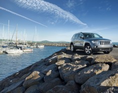 Эра будущего настала: обзор Jeep Grand Cherokee 2017