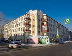 Университетское общежитие №1 наперепутье