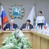 Новгородцы увидели регион, где создается будущее России