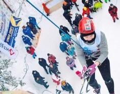 Томск принял сразу три турнира по ледолазанию