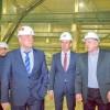 Владимир Кравченко оценил потенциал строительной отрасли области в ходе визита в ТДСК