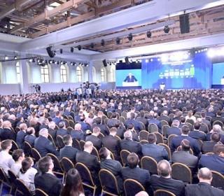 Областные депутаты обсуждают выступление президента