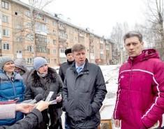 Евгений Паршуто оценил капремонт кровель в томских хрущевках