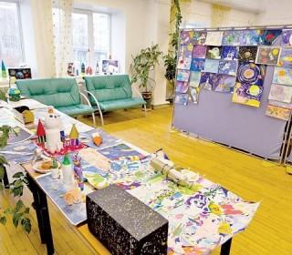Томские школьники креативно отметили День космонавтики