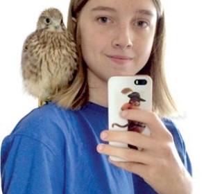 Как томичка спасает жизнь птицам