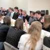 В Томске прошла очередная встреча «Чай с профессором»