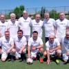Томская команда ветеранов выиграла турнир памяти знаменитого футболиста
