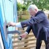 Губернатор в Чаинском районе оценил темпы газификации и работу ФАПов