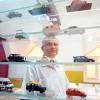 Лондонское такси, автобус Киану Ривза и прочие обитатели автопарка за стеклом