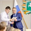 Московский куратор настроил томских коллег на боевой лад