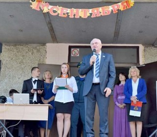 Владимир Резников: Школам нужнаподдержка