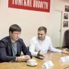 «В Томске хотят играть в футбол!»