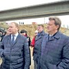 Дорожники избавляют от заторов южную часть Томска