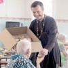 Православные волонтеры помогают бездомным иинвалидам