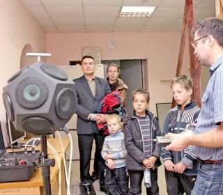 Томичи погрузились внауку влабораториях ТГАСУ