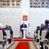 Сергей Жвачкин вручил госнаграды выдающимся жителям региона