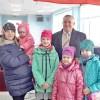 Ольга Габитова воспитывает пятерых детей ижильцов многоквартирного дома