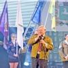 Сергей Жвачкин поздравил студотряды с55-летием движения