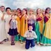 Ученики 47-й школы знают секреты приготовления эчпочмака имогут мастерски станцевать вайнахский танец