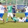 «Балтика» – «Томь». 1 : 0