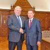 Губернатор договорился сГазпромом обувеличении инвестиций врегион