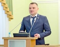 В поле зрения городских депутатов насущные проблемы томичей