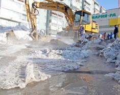 Бесперебойная работа коммунальных служб при –35°С иопасна, итрудна