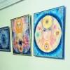 В томском Музее деревянного зодчества открыласьэкспозиция картин Валерия Моругина