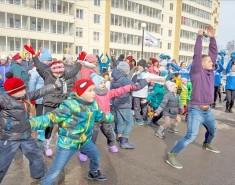 Благодаря домостроителям вТомске появился новый вид спорта