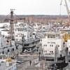 Самусьские судостроители готовывыйти на морские просторы