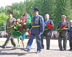 В День памяти искорби 22июня Томская область присоединилась квсероссийской акции