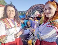 Фестиваль «Золотая береста» собрал мастеров изСибири иЗауралья