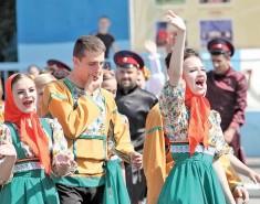 Томск принял сибирский этап Всероссийского фестиваля-конкурса любительских коллективов