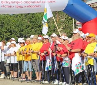 В Молчанове прошел Фестиваль активного долголетия