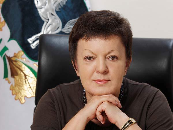 Томские депутаты намерены досрочно лишить полномочий омбудсмена Нелли Кречетову