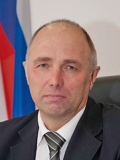 Владимир Лукьянов, глава Томского района