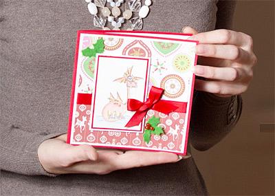 Как сделать открытку а внутри сюрприз