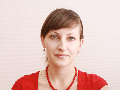 Анастасия Юркевич, начальник отдела регистрации прав на земельные участки Управления Росреестра по Томской области