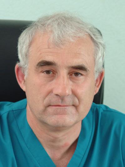 Владимир Байтингер, директор Института микрохирургии СО РАМН