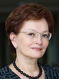 Оксана Козловская, спикер Законодательной думы ТО