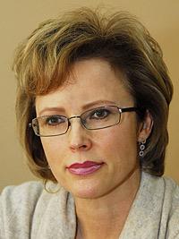 Татьяна Соломатина, генеральный директор МО «Здоровье»