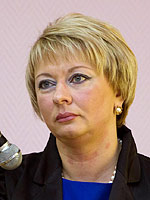 Ирина Швайко, замглавы администрации по социальным вопросам