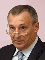 Владимир Турубанов, начальник управления образования Стрежевого