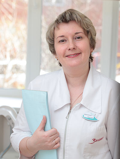 Анастасия Мазгалина