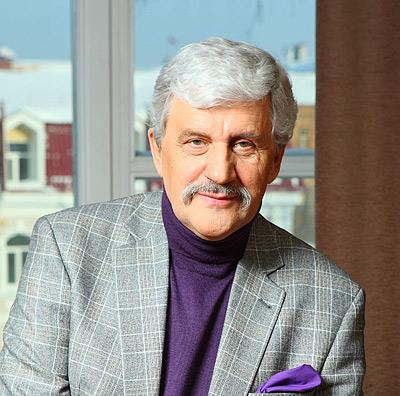 Вячеслав Новицкий, ректор СибГМУ
